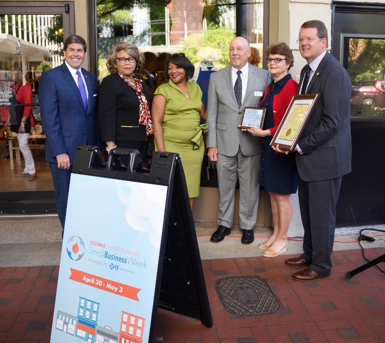 Small Business Week 2018 Recap - Columbia Chamber of Commerce