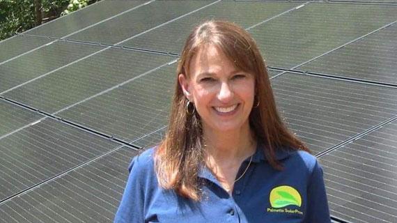 Phyllis Wood Palmetto SolarPros
